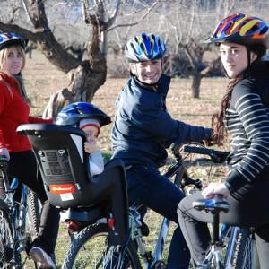 aventura en sierra de cazorla, rutas en bicicleta en plena naturaleza