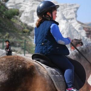 aventura en sierra de cazorla, actividades con ninos, rutas a caballo