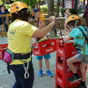 Juegos para ninos en Sierra de Cazorla
