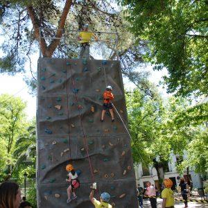 actividades de aventura complementarias al festival de montana sierras de cazorla