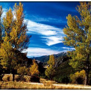 aventura en otoño, Parque Natura Sierras de Cazorla, Segura y las Villas