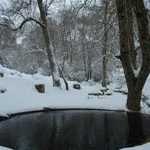 Sierra de Cazorla Canada de las fuentes nevada, nacimiento del rio Guadalquivir
