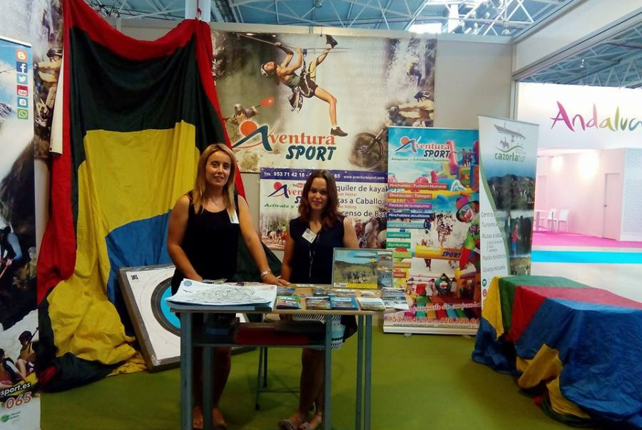 Aventura Sport, empresa de turismo activo en Sierras de Cazorla