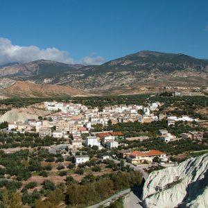 Hinojares, pueblo de la Comarca Sierras de Cazorla