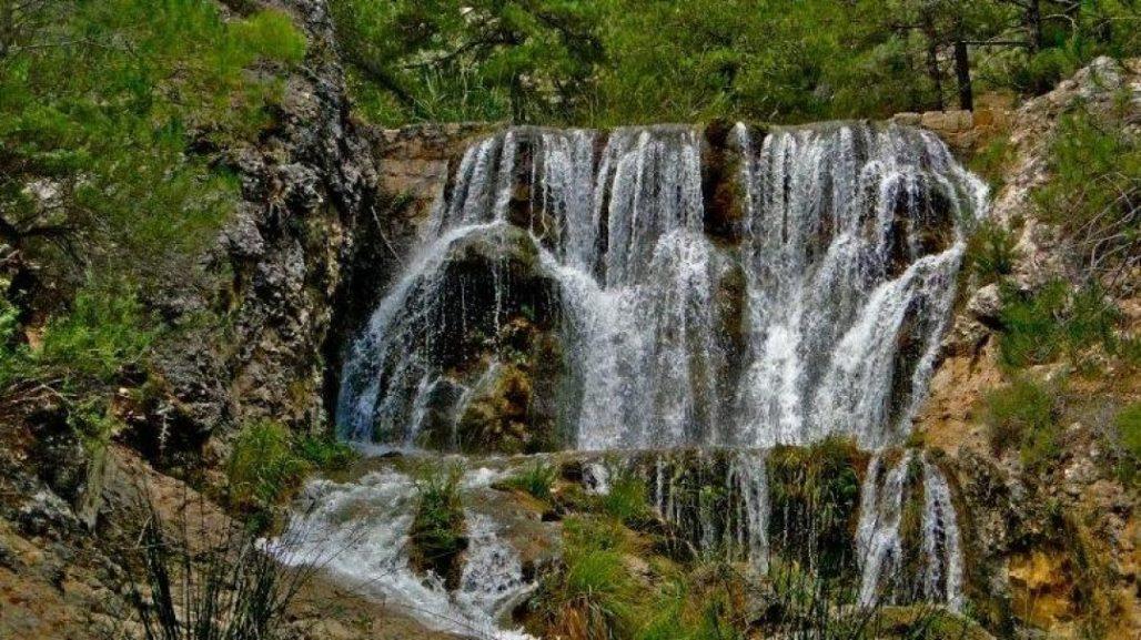 Arroyo Guazalamanco en Sierras de Cazorla