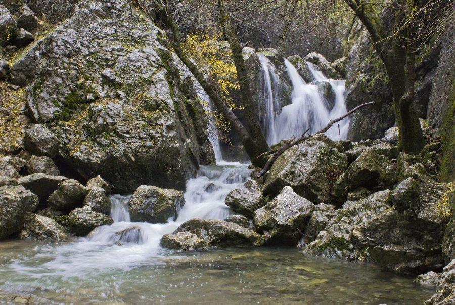 Nacimiento del Guadalquivir, Quesada, Sierras de Cazorla