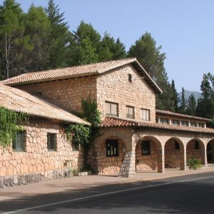 Centro de Interpretacion Torre del Vinagre en Sierra de Cazorla