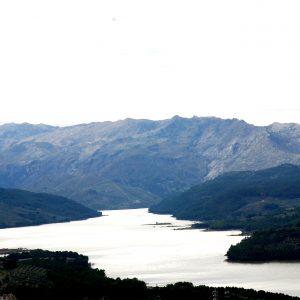 Embalse del Tranco Sierras de Cazorla, Segura y las Villas