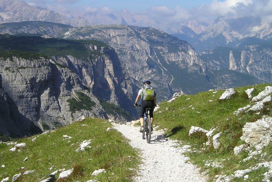 sierra de cazorla, el paraiso para los ciclistas