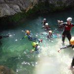 aventura en familia en sierras de Cazorla