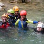 aventura con niños en sierras de Cazorla, Segura y las Villas