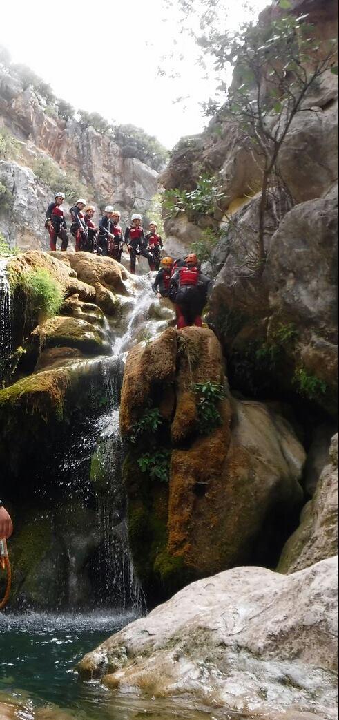 Rio guadalquivir y aventura en cazorla