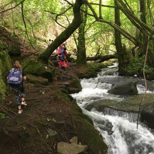 Sierra de Cazorla senderismo en la naturaleza