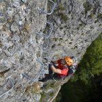 aventura en sierras de Cazorla vias ferratas