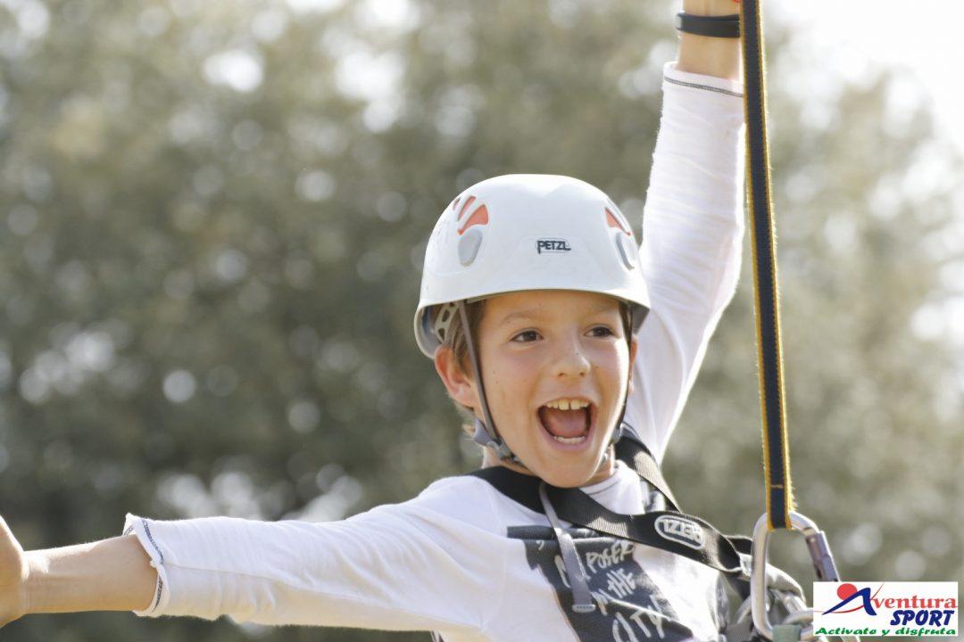 Actividades de aventura para cumpleaños en sierras de cazorla