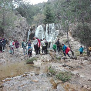 Actividades para Escolares en sierra de cazorla. Excursiones a rios