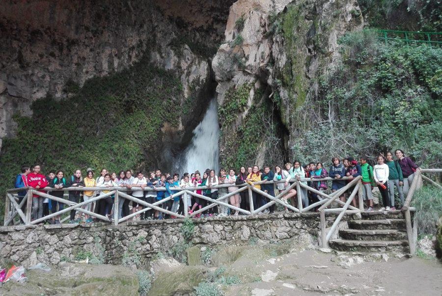 viaje de escolares en Sierra de Cazorla, actividades de aventura para fin de curso