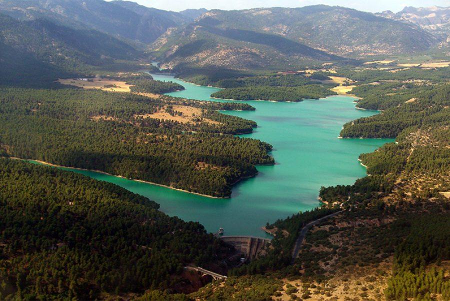 Embalse de la Bolera Sierras de Cazorla