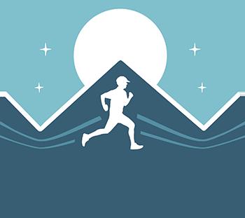 Prueba deportiva Ultra Trail Bosques del Sur en Cazorla