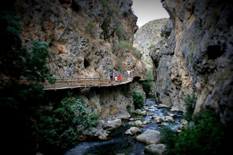 actividades de aventura en Castril
