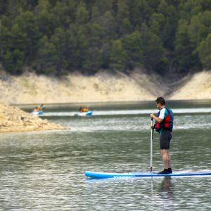 actividades de aventura, paddle surf en Jaen