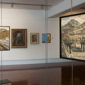 museo del pintor rafael zabaleta en Quesada