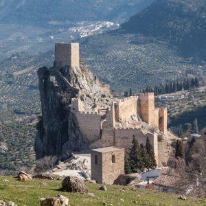 centro de interpretacion del castillo de la iruela