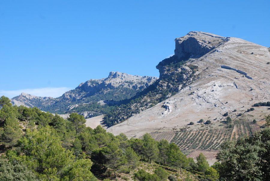 montaña de Quesada