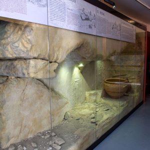 centro de interpretación de las camaras principescas de toya, peal de becerro