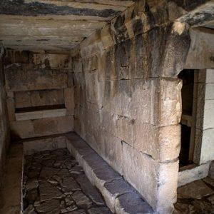 cámara funeraria íbera de toya, peal de becerro