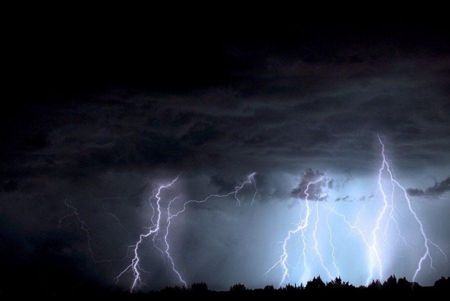 tormentas, formación