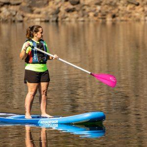 Paddle Surf en sierras de cazorla Aventura Sport