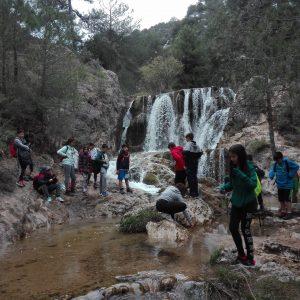 turismo activo con ninos, rutas de senderismo en familia por sierra del pozo