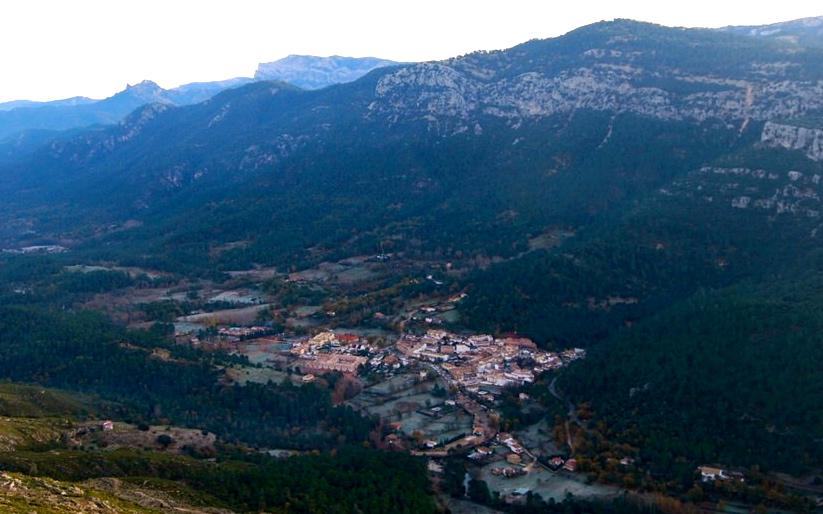 Turismo activo en Arroyo Frío en el Parque Natural Sierras de Cazorla, Segura y las Villas