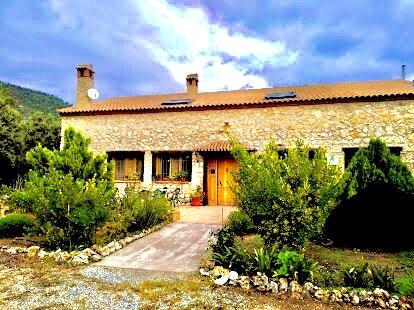 hotel rural dehesa del rincon, lugar idóneo del parque natural sierras de cazorla para la practica de actividades deportivas y aventura