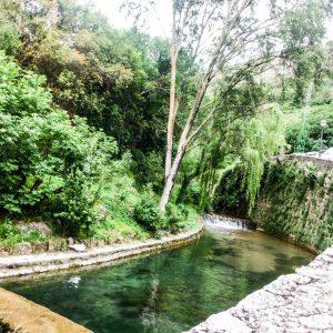 rio cerezuelo en cazorla, ruta de senderismo por el parque natural con Aventura Sport